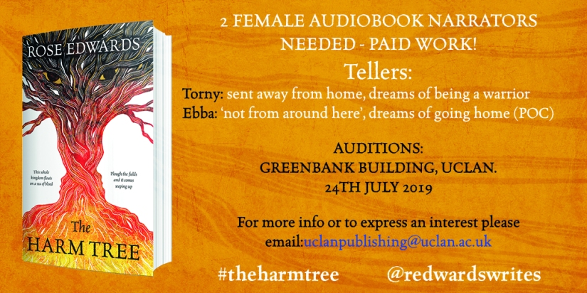 ht twitter audio auditions